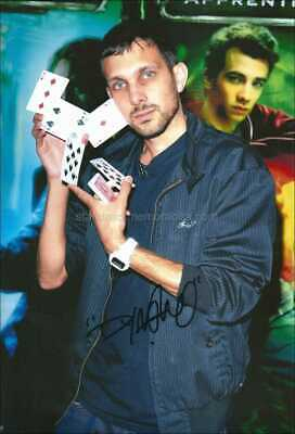 £49.99 • Buy Dynamo Autograph *Magician Impossible* Hand Signed 12x8 Photo