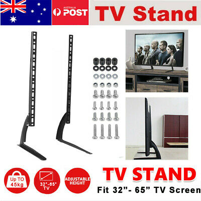 AU25.99 • Buy Universal TV Riser Stand Mount For Samsung Sony Sharp 32-65  LCD LED Sony TCL TV