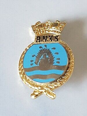 £5.99 • Buy ROYAL NAVAL AUXILIARY  SERVICE RNXS Pin Badge NAVY Devonport Portsmouth