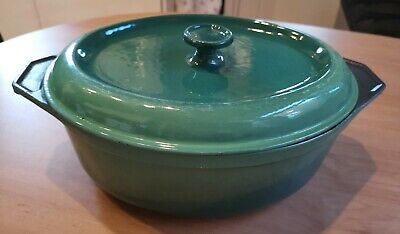 £30 • Buy Cast Iron Casserole Dish With Lid Made In France.