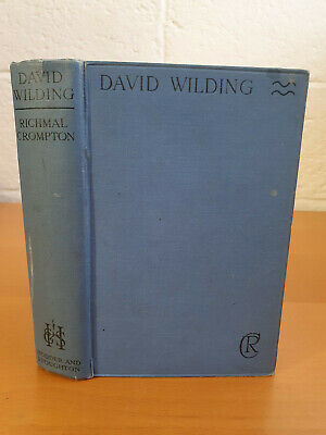 £75 • Buy RICHMAL CROMPTON David Wilding - Possible 1926 First Edition
