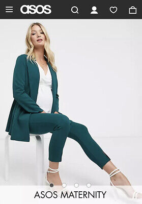 AU17 • Buy Asos Relaxed Fit Maternity Blazer 12