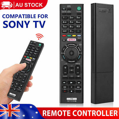AU14.89 • Buy For SONY BRAVIA NETFLIX Universal Remote Control Replacement LCD LED Series TV