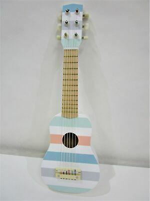 AU24.99 • Buy NEW 21 Inch Striped Ukulele Instrument For Kids Ages 6+ RRP$40