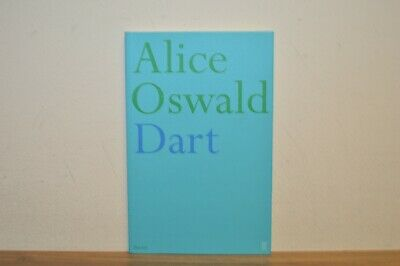 £7 • Buy Dart - Alice Oswald - Faber And Faber - First Edition P/B 1/3 (#27)