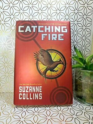 £7.92 • Buy The Hunger Games: Catching Fire 2 By Suzanne Collins (2009, Hardcover)