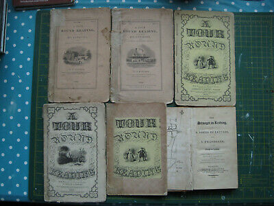 £100 • Buy Rare Reading Berkshire Books; 1810 The Stranger In/ 1841 A Tour Round-Pamplets!