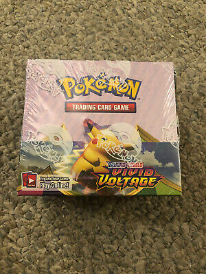 $149.99 • Buy Pokemon TCG: Vivid Voltage BOOSTER BOX   36 Packs   NEW, FACTORY SEALED