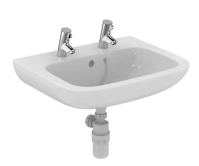 £26 • Buy Armitage Shanks -  Portman 21 600mm Basin With Overflow 2TH - S225701