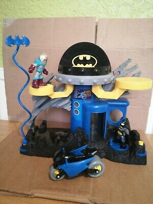 £9.99 • Buy Imaginext Batman Cave Playset Two Figures Used