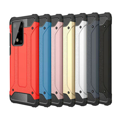AU4.76 • Buy Case For Samsung S10 S9 S8 Plus S7 Note 20 10 9 8 A71 A51 S20 Hard PC Back Cover