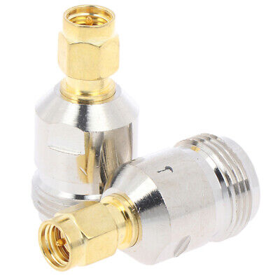 £2.32 • Buy SMA Male To N Type Female RF Adapter Coaxial Connector Adapto`hg