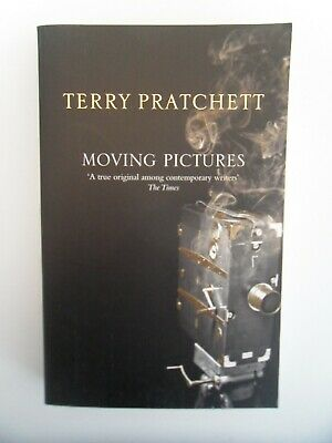 £3.95 • Buy TERRY PRATCHETT MOVING PICTURES  DISCWORLD No 10  NEW & UNREAD
