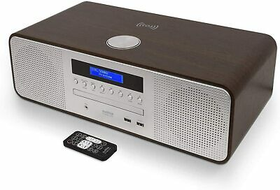 £79.77 • Buy AUDIBLE FIDELITY Complete Hi-Fi DAB/DAB+ Stereo System CD Player With Speakers