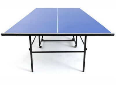 AU249.99 • Buy Qld WA ACT Only  New Foldable Table Tennis Ping Pong Table On Wheels Family Game