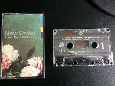 £29.99 • Buy New Order - Power Corruption And Lies - Qwest US Import