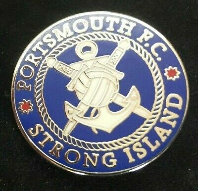 £1.99 • Buy Rare Portsmouth Strong Island Supporters  Enamel Pin Badge