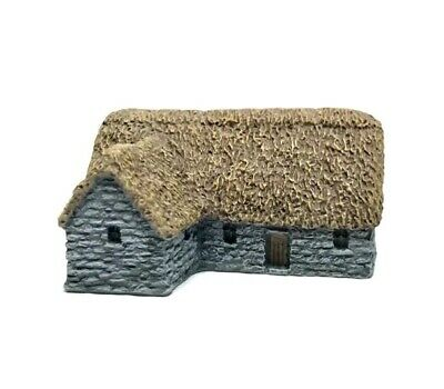 £2.50 • Buy 6mm Wargame Buildings. Stone Thatched Croft - UNPAINTED