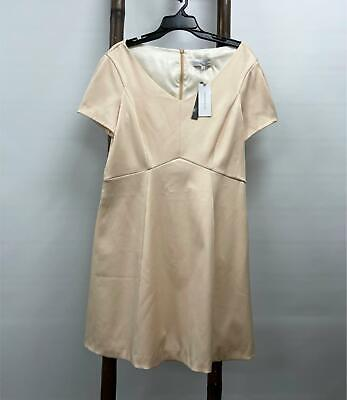 AU69.99 • Buy NEW Veronika Maine Ethical Clothing Apricot A-Line Dress Ladies Size 16 RRP$279
