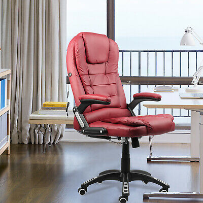 £63.89 • Buy Executive Computer Chair Revolving Gaming Recliner Rolling Chair 4 Styles Colors