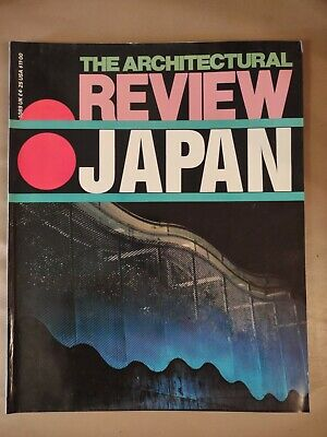 £7.49 • Buy The Architectural Review 1089 November 1987 Magazine Japan