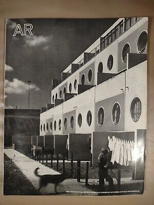 £7.49 • Buy The Architectural Review 957 November 1976 Magazine Stirling In Runcorn- Germany
