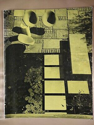 £7.50 • Buy The Architectural Review 894 August 1971 Magazine 8 House Through Pair Of Eyes.