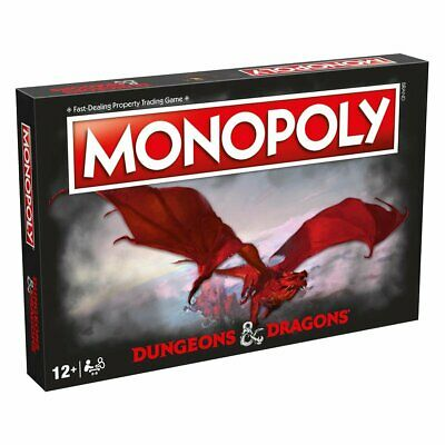 AU57.11 • Buy Dungeons & Dragons Monopoly