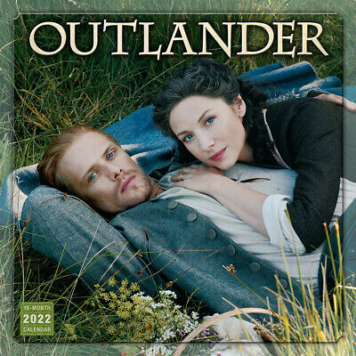 AU25 • Buy 2022 Calendar Outlander 16-Month Square Wall By Sellers S12581