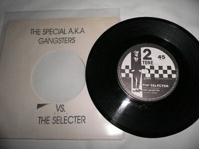 £13.99 • Buy The Specials Gangsters 7  Record Ska Mod Two Tone