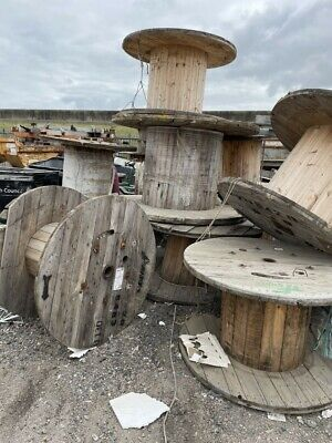 £45 • Buy Wooden Cable Reel Drum/Table