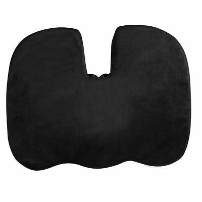 £17.99 • Buy Orthopaedic Memory Foam Wedge Coccyx Seat Cushion For Posture & Pain Relief