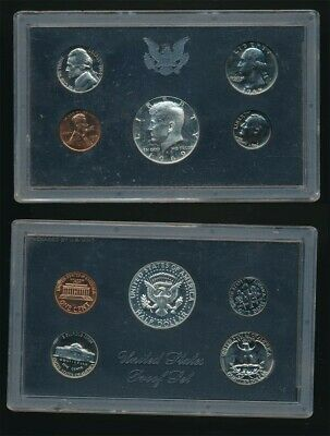 AU19.99 • Buy United States: 1969 1c-50c Proof Set, With 50c Silver