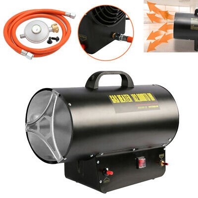 £66.99 • Buy Gas Heater Cut-off Protection 10kw Industrial Heater Warehouse 41000BTU Heating