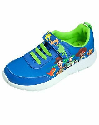 £14.99 • Buy Toy Story 4 Woody Buzz & Jessie Kids Casual Trainers Shoes Hook And Loop