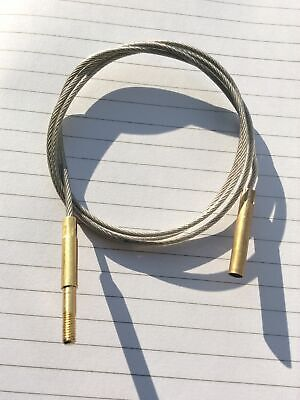 £4.99 • Buy British Army SA80 Cleaning Barrel Pull-Through.NEW TYPE