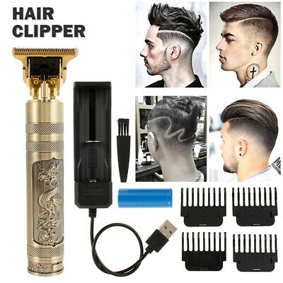 £11.99 • Buy Electric Hair Clippers Professional Mens Retro Cordless Trimmer Beard Shaver FW