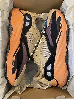 AU523.78 • Buy Size 13.5 - Adidas Yeezy Boost 700 'Enflame Amber' BRAND NEW AUTHENTIC - FAST