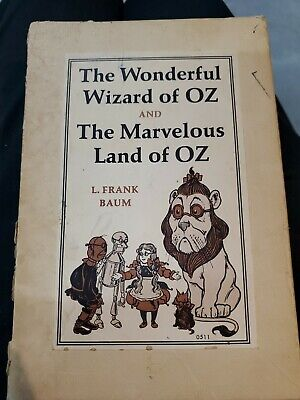 AU32.33 • Buy Collection Of 2 Books The Dover Collection Wizard Of Oz Author