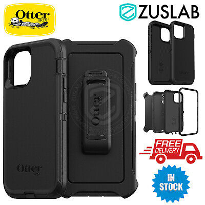 AU75.95 • Buy For IPhone 13 12 11 Pro XS Max Mini X XR 7 8 Plus Case OtterBox Defender Cover
