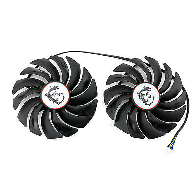 £15.19 • Buy Cooling Fan Cooler For GTX1080ti 1080 1070ti 1070 1060 GAMING/RX580 570 RX480