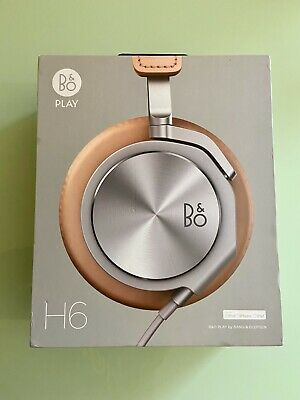 £84.39 • Buy Bang & Olufsen B&O BeoPlay H6 Over-Ear Headphones (2nd Generation) - Natural