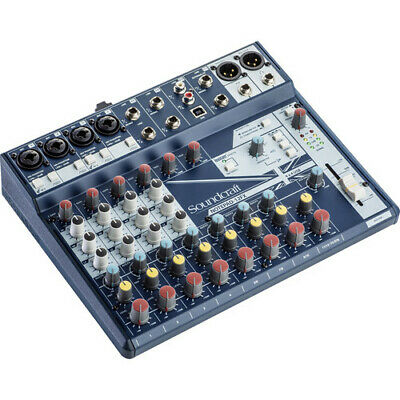 £86.43 • Buy Soundcraft Notepad-12FX 12-Channel Mixer W/ 4x4 USB Interface + Lexicon Effects