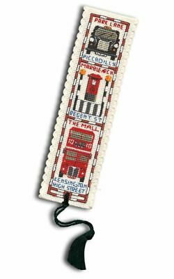 £7.75 • Buy Streets Of London Bookmark Cross Stitch Kit (Textile Heritage)