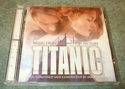 £1.98 • Buy Music From The Motion Picture - Titanic - James Horner - CD 1997 - Used Good
