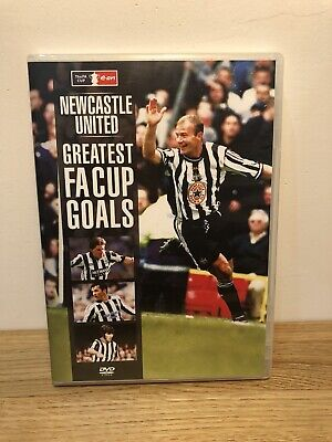 £2.95 • Buy Newcastle United - Greatest FA Cup Goals (DVD, 2009) Free Post