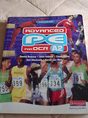 £0.99 • Buy ADVANCED PHYSICAL .EDUCATION .STUDY BOOK For OCR   A2
