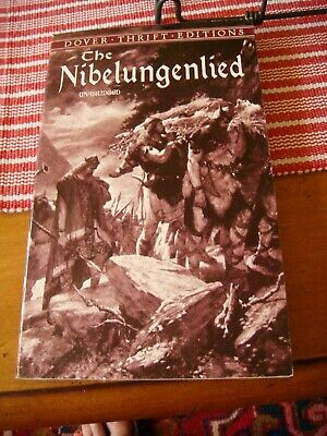 AU4.04 • Buy The Nibelungenlied (Dover Thrift Editions) By Dover Thrift Editions
