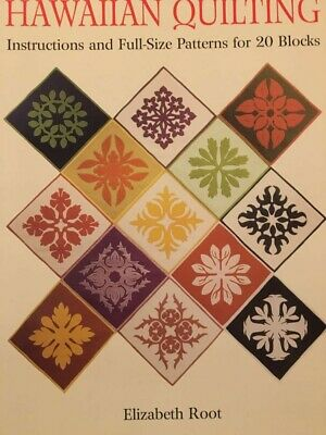 AU8.75 • Buy Dover Quilting Ser.: Hawaiian Quilting : Instructions And Full-Size Patterns For