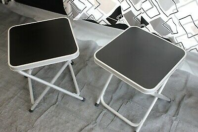 £30 • Buy Isabella Folding Stool And Table Top